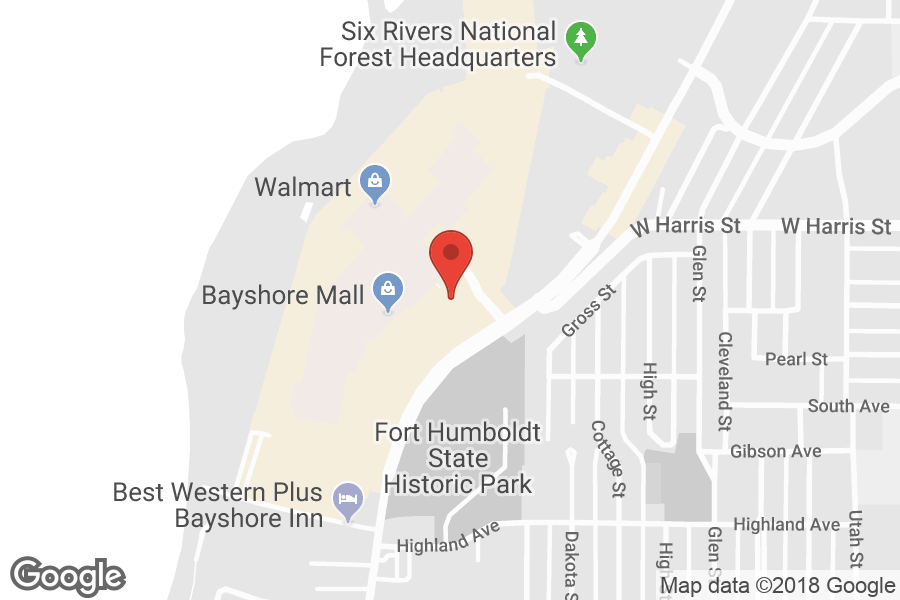 Map of Bayshore Mall - Click to view in Google Maps